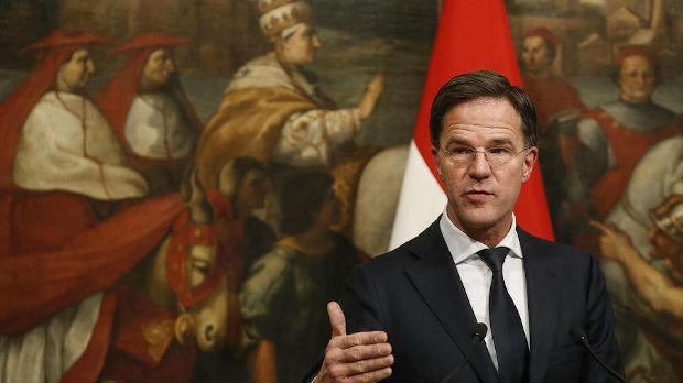 Rute se izvinio zbog uloge Holandije u Holokaustu