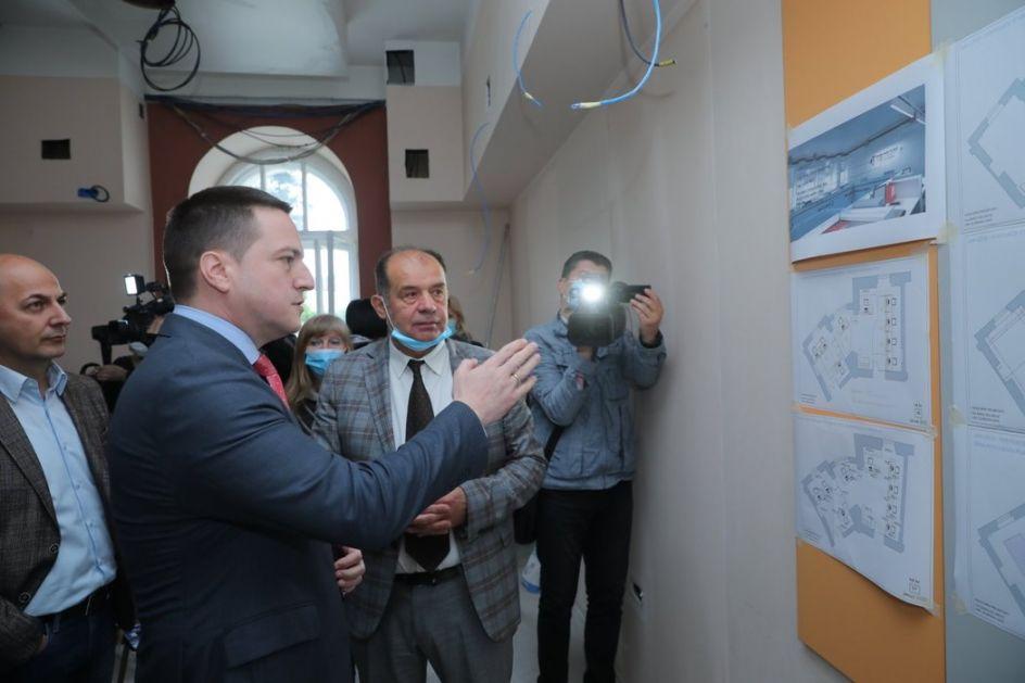 Ružić:Milion evra za jedinstvena upravna mesta u Srbiji