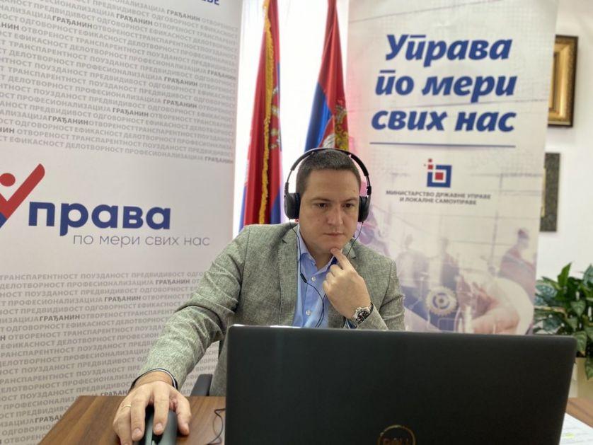 Ružić prvi potpredsednik Vlade i ministar prosvete, nauke i tehnološkog razvoja, Tončev ministar bez portfelja