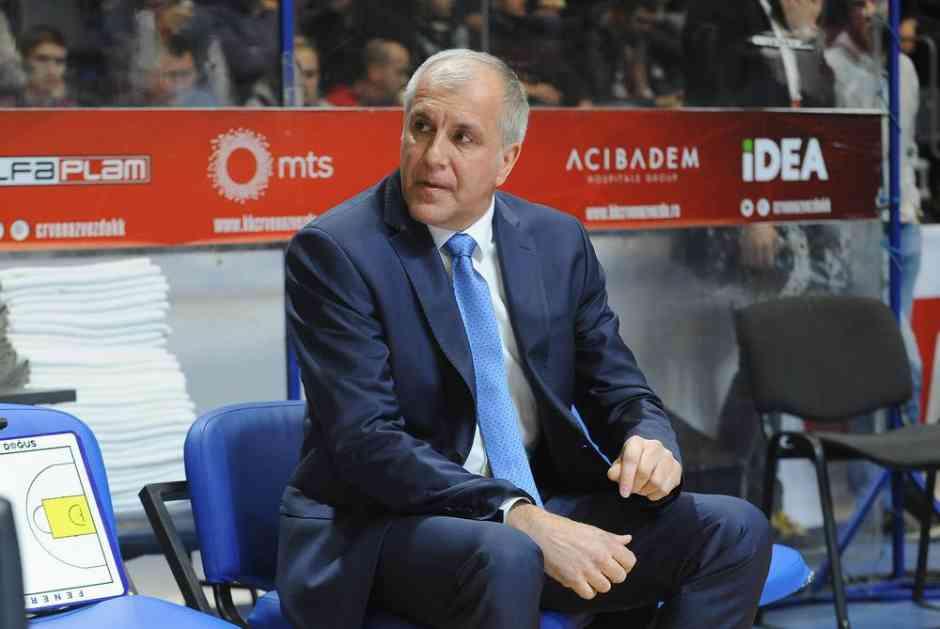 SA SAHRANE NA PROSLAVU TITULE: Željko Obradović je zbog OVOGA omiljen u košarkaškom svetu!