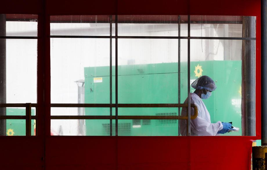 SAD: Koronavirus bio prisutan već decembra 2019?