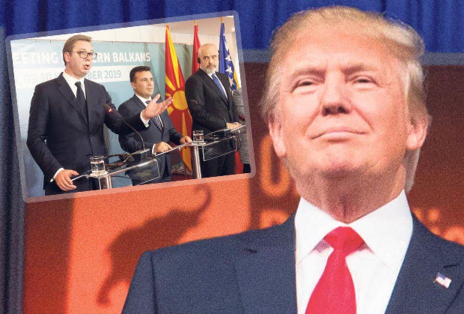 SAD POZDRAVLJAJU INICIJATIVU O MINI-ŠENGENU: Tramp podržao Vučićevu ideju