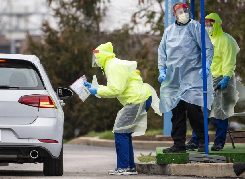 SAD PRESTIGLE KINU: Amerika postala zemlja s najviše potvrđenih slučajeva zaraze koronavirusom