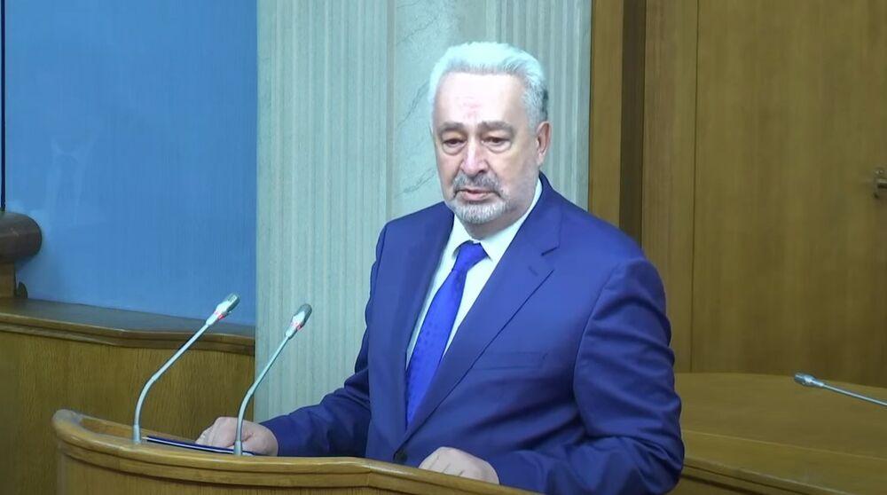 SAD SE VADI Krivokapić: Rezolucija o Srebrenici zaista bila nepotrebna