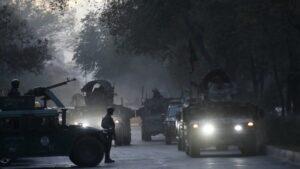 SAD će nastaviti da bombarduju Avganistan ako Talibani nastave ofanzivu na Kabul
