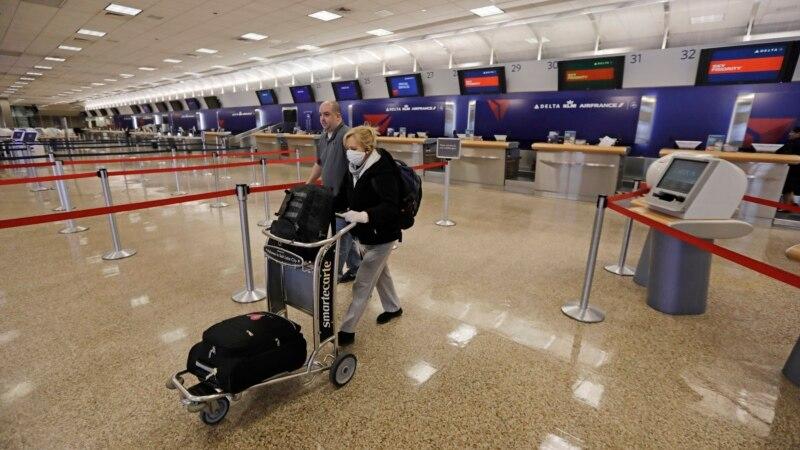 SAD će preporučiti građanima da ne putuju u 80 odsto zemalja