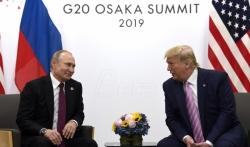 SAD i Rusija u junu počinju pregovore o kontroli naoružanja