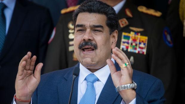 SAD nude 15 miliona dolara za informaciju o Maduru
