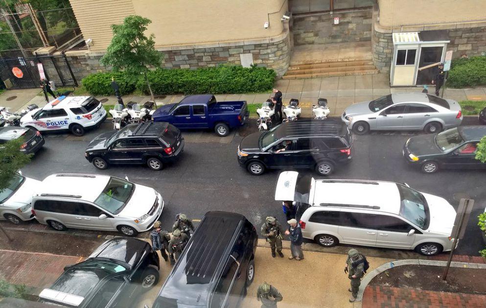 SAD o upadu u ambasadu Venecuele: Činimo sve da bi omogućili ispunjavanje svih obaveza u vezi sa zaštitom diplomatskih misija