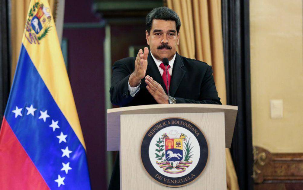 SAD optužile predsednika Venecuele za narko terorizam