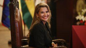 SAD pozdravile odluku senatorke Anjes da preuzme ulogu vršioca dužnosti predsednika Bolivije