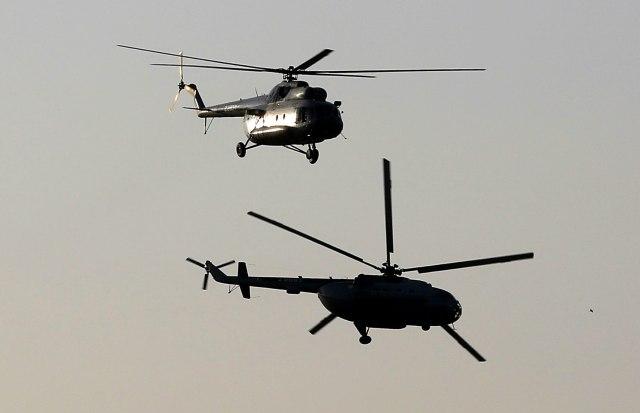 SAD prete: Ako uvezete ruske helikoptere - sankcije