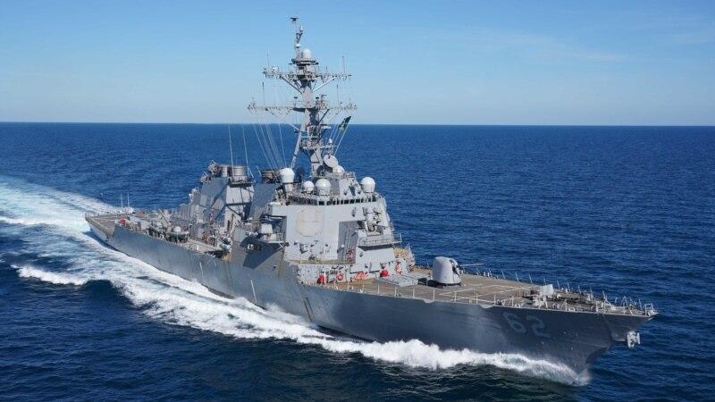 SAD šalju dva ratna broda u Crno more, Rusija zabrinuta