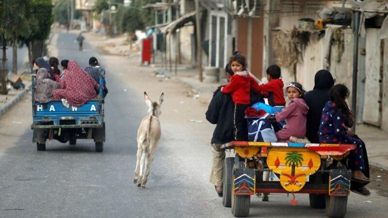 SAD šalju finansijsku pomoć Palestincima