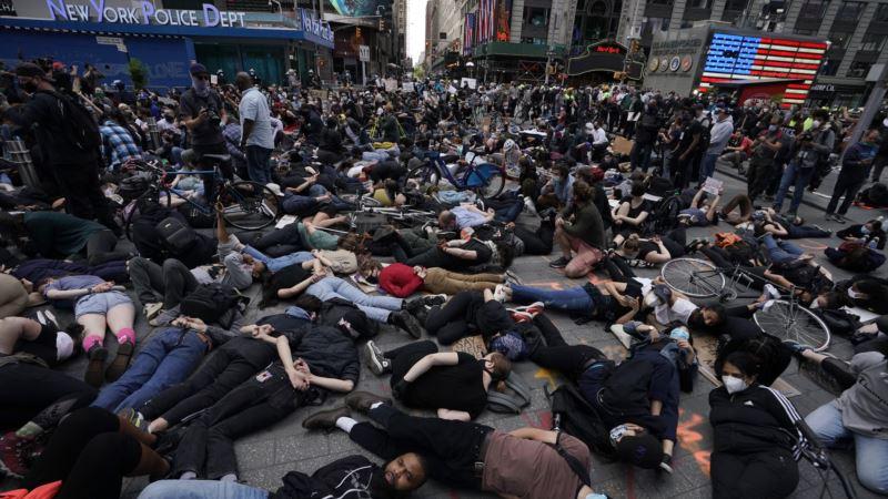 Masovni protesti u SAD, papa osudio rasizam i nasilje