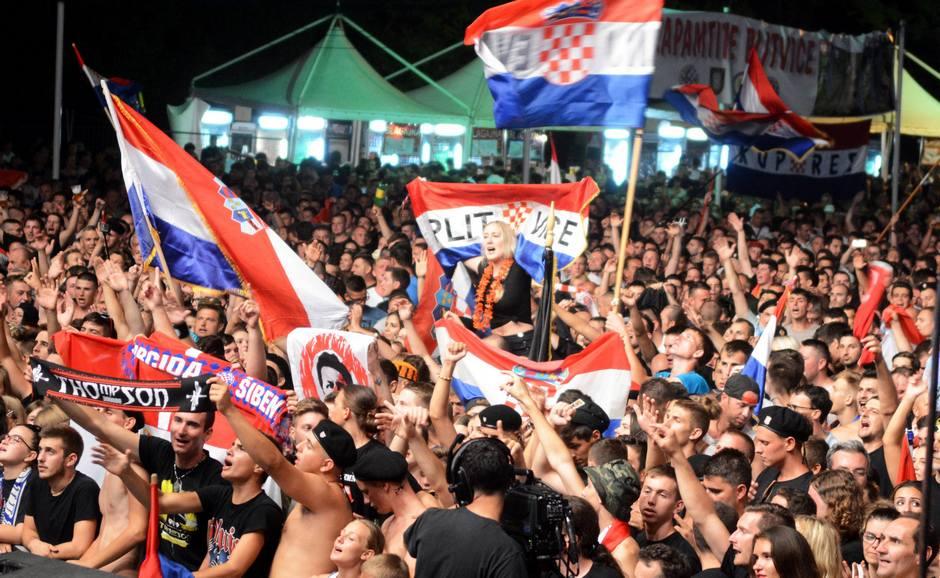 SAD upozoravaju na veličanje ustaštva u Hrvatskoj