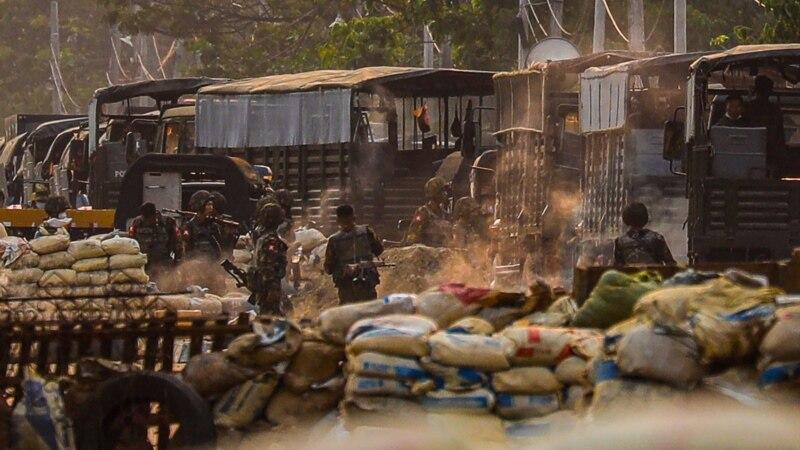 SAD uvele nove sankcije protiv vojne hunte u Mjanmaru