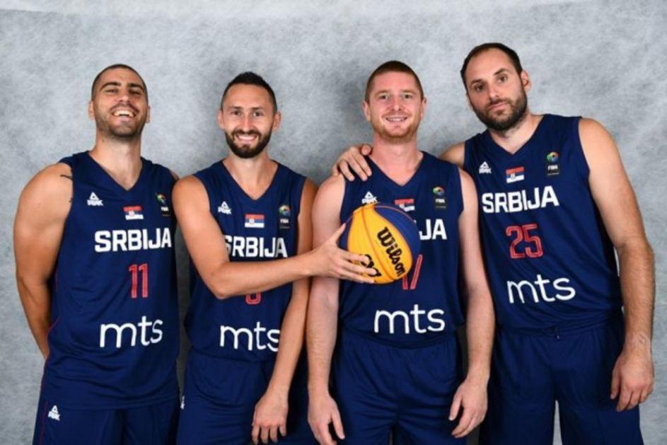 SADA NASTUPAJU U BEOGRADU: Basketaši najbolji u Splitu, nastavljaju pripreme za Tokio