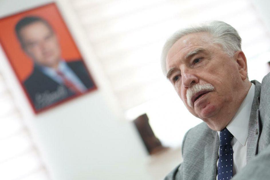 ŠAINOVIĆ 30 GODINA KASNIJE! OTKRIVA KO JE KRIV ZA RASPAD JUGOSLAVIJE: Tuđman razbijao, a Milošević bi je čuvao bez ijedne pare