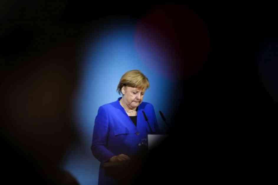 ŠAMAR MERKELOVOJ: Socijaldemokrate neće veliku koaliciju, neočekivano glasanje na lokalu