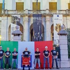ŠAMARČINA HRVATIMA USRED RIJEKE! Na stotu godišnjicu okupacije razvijena ITALIJANSKA ZASTAVA
