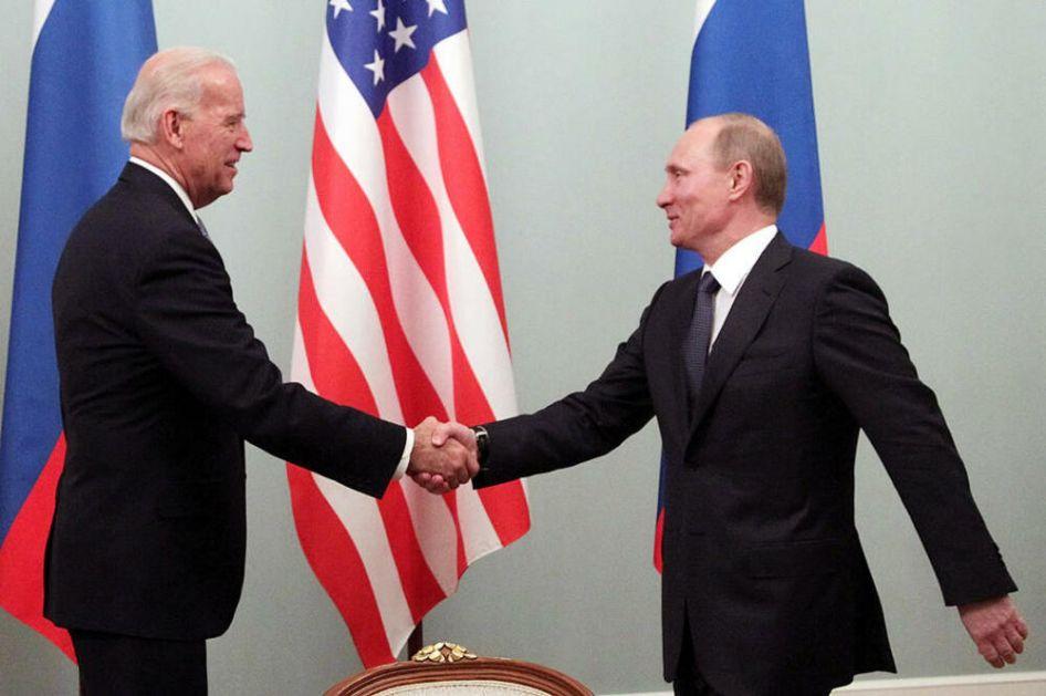 SAMIT SAD-RUSIJA U ŽENEVI: Šta Putin stvarno hoće od Bajdena?