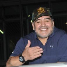 SAMO BAHATO: Maradona kupio ZVER od 200.000 dolara - odmah PREKRŠIO zakon!(VIDEO)