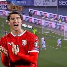 SAMO JAKO! Vlahović upisao gol i asistenciju, srušio favorita - čovek NE STAJE (VIDEO)