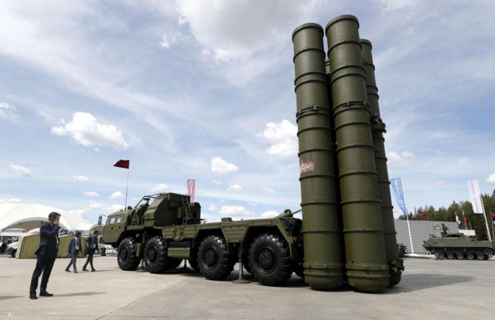 SAMO VI PRETITE, MI NASTAVLJAMO DA KUPUJEMO: Turska se sprema da nastavi kupovinu ruskog oružja uprkos upozorenjima SAD