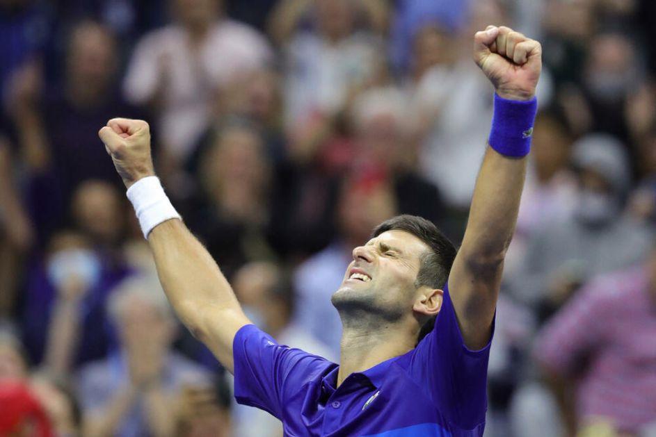ŠAMPIONKA VERUJE U ĐOKOVIĆA: Izgubio je finale US Opena zbog pritiska, ali on je nadčovek