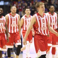 ŠANSA ZA ZVEZDU: Bivši košarkaš crveno-belih ZVANIČNO slobodan igrač!