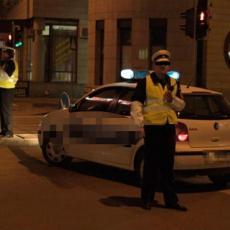 SAOBRAĆAJNA NESREĆA KOD ŽABLJA: Muškarac (45) poginuo kada je automobilom sleteo s puta