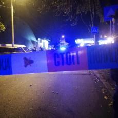 SAOBRAĆAJNA NESREĆA U ŽELEZNIKU: Jedna devojka povređena, hitno je prevezena u Urgentni centar