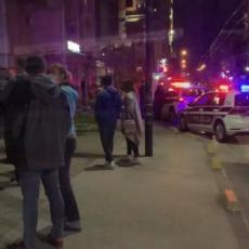 HAOS U SARAJEVU! Rafalima ranio dvojicu mladića, policija uhapsila napadača (VIDEO)
