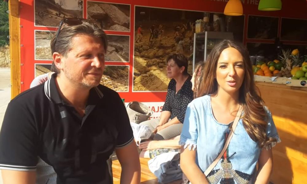SARAJKA EDISA IMA SENZACIONALNO PRIZNANJE: Kaže da je zatrudnela posle posete BOSANSKIM PIRAMIDAMA (VIDEO)