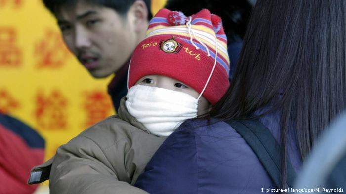 SARS u Kini: opasna virusna infekcija