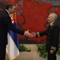 SASTANAK NA ANDRIĆEVOM VENCU: Vučić danas sa ruskim ambasadorom Bocan-Harčenkom