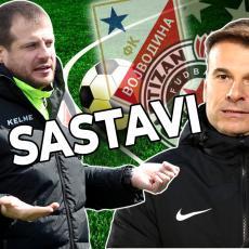 (SASTAVI) NASTAVAK RATA IZ PROŠLOGODIŠNJEG FINALA: Vidite startnih 11 Partizana i Vojvodine za polufinale Kupa