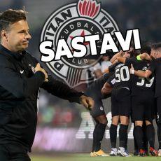 (SASTAVI) NOVAJLIJA OD PRVOG MINUTA: Stanojević ide na pobedu protiv Kiprana, ova postava to nagoveštava