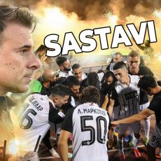 (SASTAVI) STANOJEVIĆ NAREDIO NAPAD: Partizan bez kalkulisanja juriša na novu pobedu