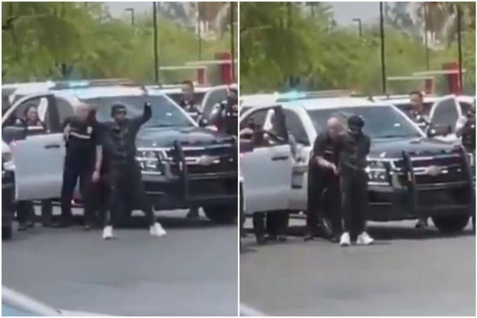 SAT I PO PUCAO NASUMIČNO PO LJUDIMA: Uhapšen napadač koji je iz automobila usmrtio jednu osobu, a ranio dvanaestoro VIDEO