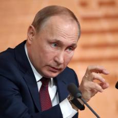 SAVEZ RUSIJE SA DRUGOM SUPERSILOM BI POTRESAO SVET IZ TEMELJA: Putin ne odbacuje nijednu mogućnost!