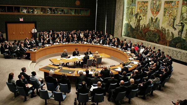 SB UN nije podržao nacrt rezolucije koji je predložila Rusija