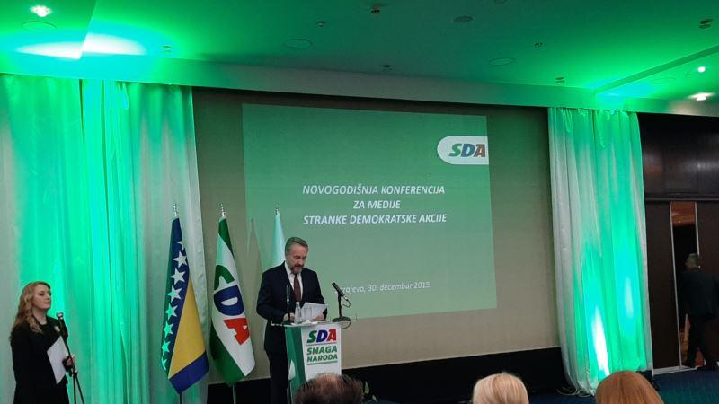 SDA: Da se podnesu krivične prijave protiv Dodika i Cvijanović