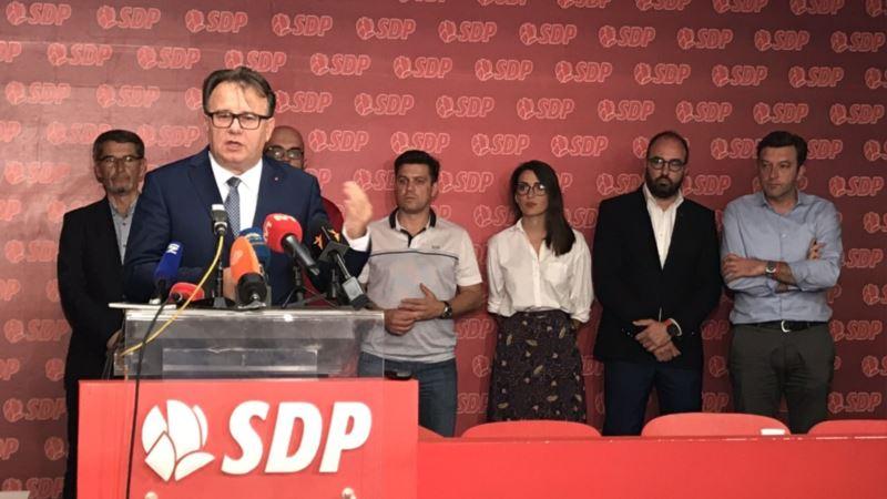 SDP BiH neće u koaliciju s nacionalnim strankama