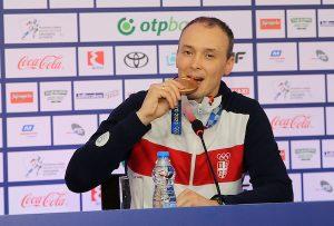 SEBIĆ STIGAO U BEOGRAD: Ljudi kažu Srbija do Tokija, ali Srbija je Srbija! Rekao sam da idem do kraja!