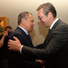ŠEF RUSKE DIPLOMATIJE NAPRAVIO IZUZETAK ZBOG PREDSEDNIKA VUČIĆA: Još jednom dokazano veliko prijateljstvo Srbije i Rusije