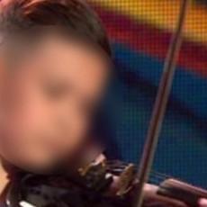 ŠEF SE VRATIO Otac malog Joce otkrio u kakvom je stanju violinista
