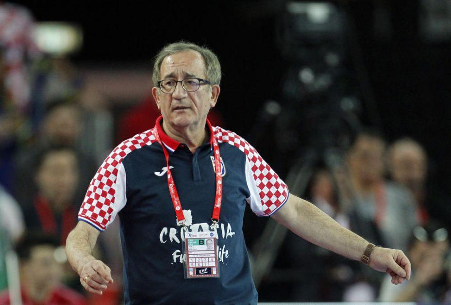 SELEKTOR HRVATSKE PRED MEČ SA SRBIJOM Lino Červar: Želimo da iz Graca odemo neporaženi!