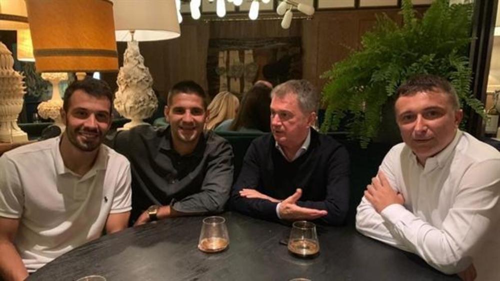 SELEKTOR I SPORTSKI DIREKTOR NA OSTRVU Tumbaković VRAĆA LUKU: Ništa ne obećavamo, niti tražimo od igrača! (FOTO)
